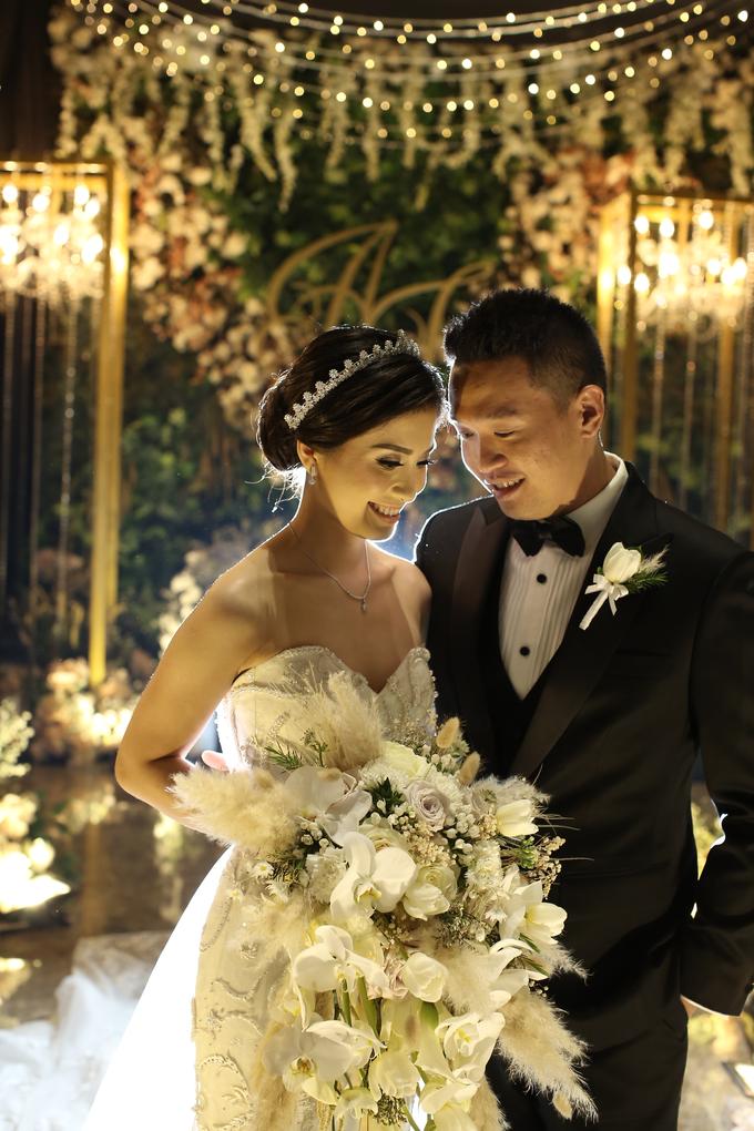 ANDREE & FELINA WEDDING by AMITIE Bridal Accessories - 007