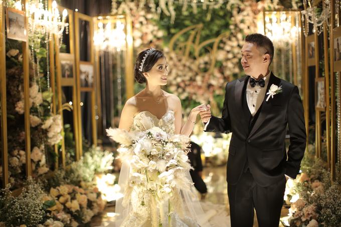 ANDREE & FELINA WEDDING by AMITIE Bridal Accessories - 008