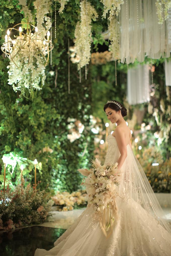 ANDREE & FELINA WEDDING by AMITIE Bridal Accessories - 009