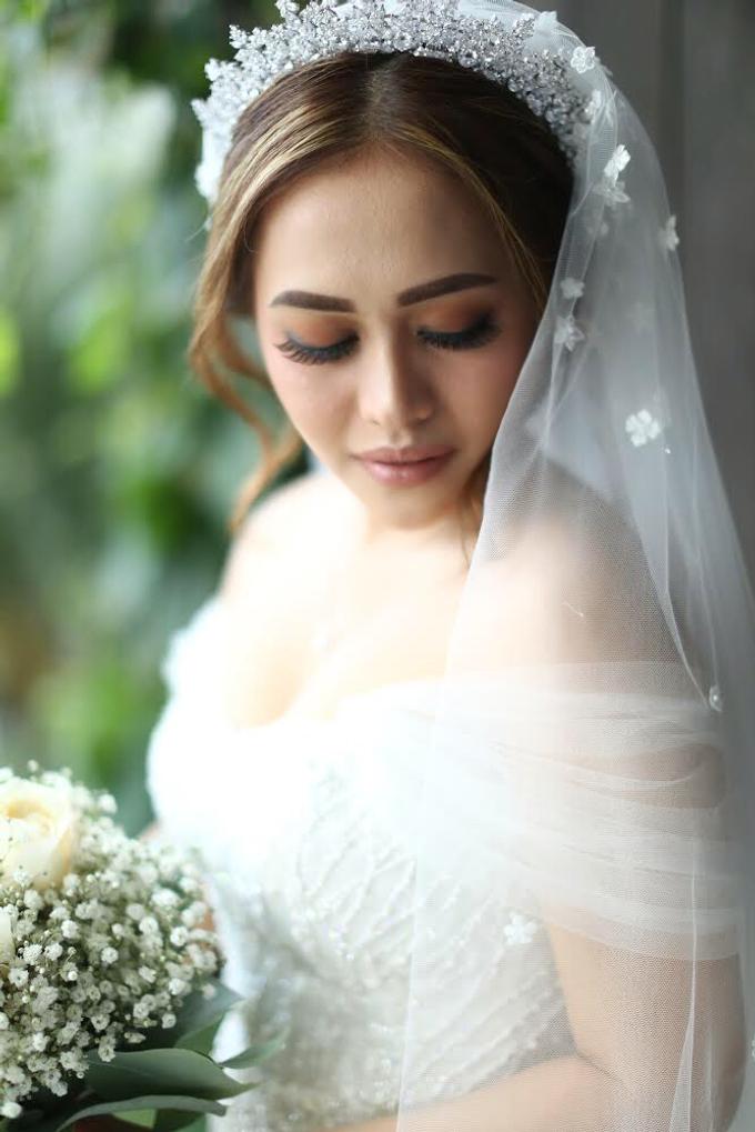 MARK & NIA WEDDING by AMITIE Bridal Accessories - 003
