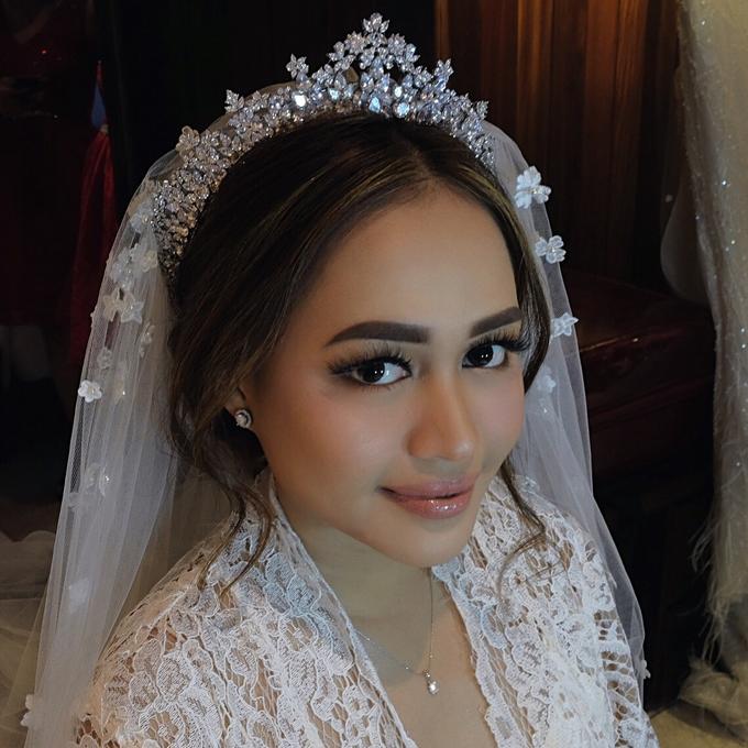MARK & NIA WEDDING by AMITIE Bridal Accessories - 007