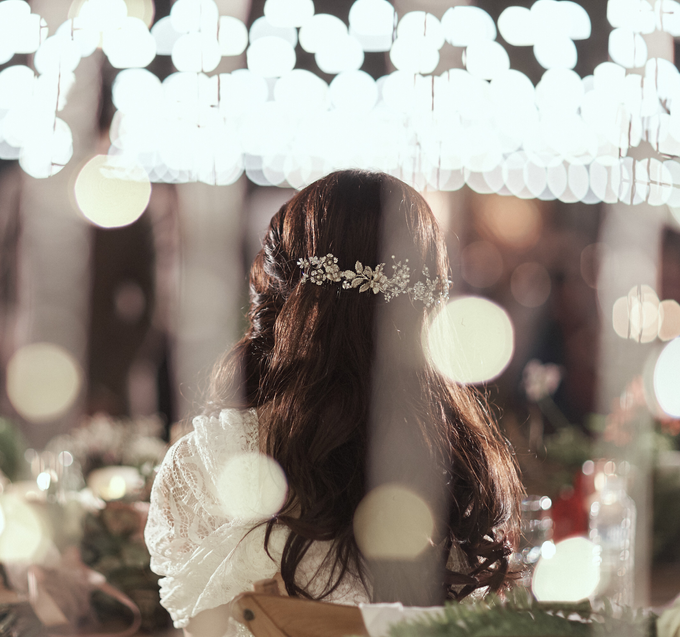 EDWIN & NITA WEDDING by AMITIE Bridal Accessories - 002