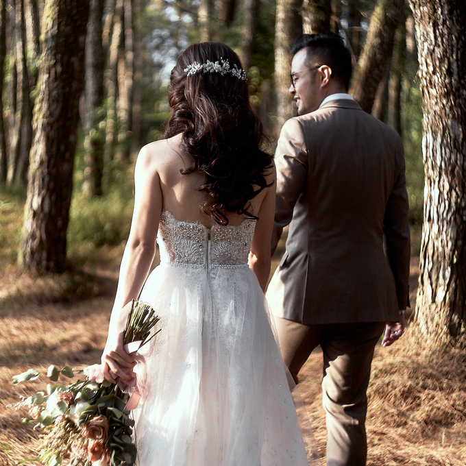 EDWIN & NITA WEDDING by AMITIE Bridal Accessories - 004