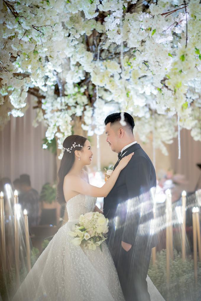 FERY & ANASTASIA WEDDING by AMITIE Bridal Accessories - 002