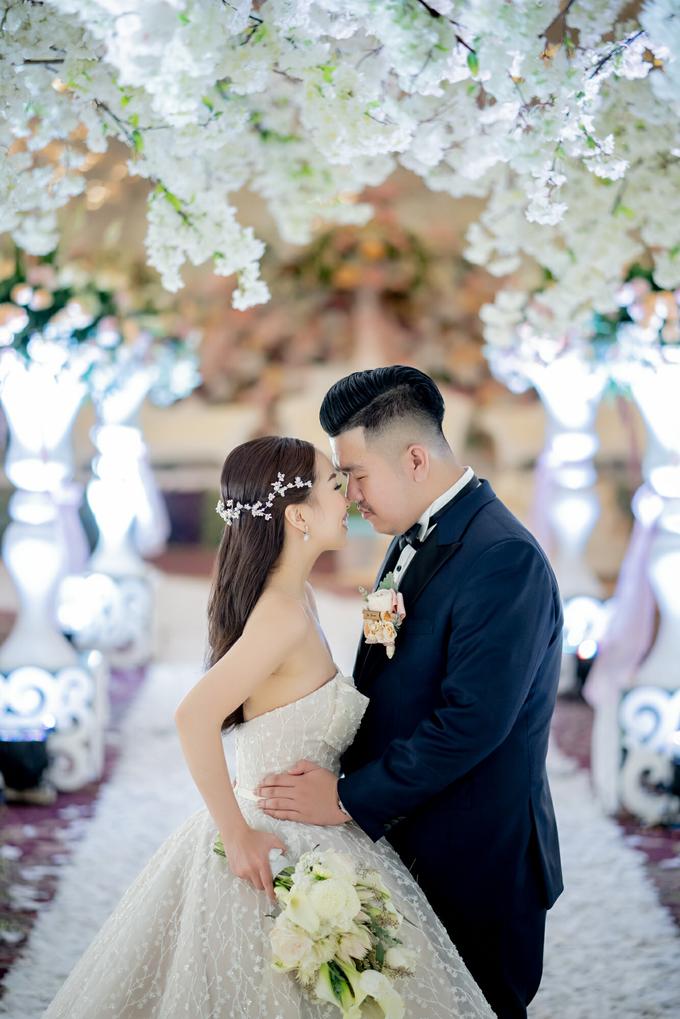 FERY & ANASTASIA WEDDING by AMITIE Bridal Accessories - 001