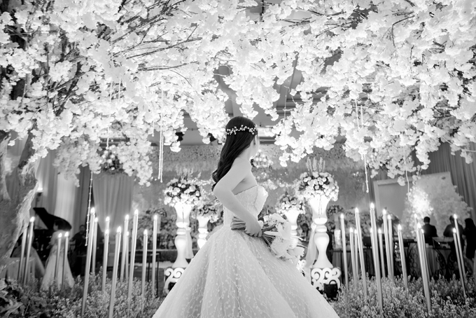 FERY & ANASTASIA WEDDING by AMITIE Bridal Accessories - 003
