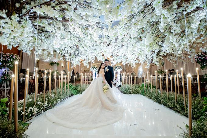 FERY & ANASTASIA WEDDING by AMITIE Bridal Accessories - 005