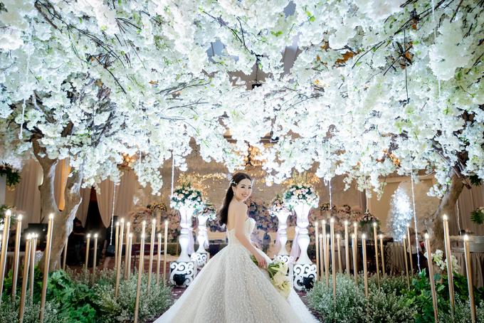 FERY & ANASTASIA WEDDING by AMITIE Bridal Accessories - 004