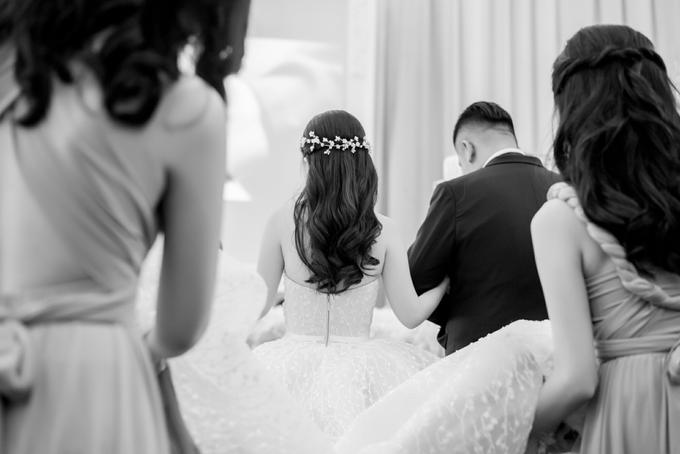 FERY & ANASTASIA WEDDING by AMITIE Bridal Accessories - 006