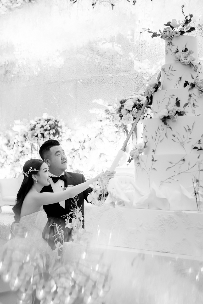 FERY & ANASTASIA WEDDING by AMITIE Bridal Accessories - 007