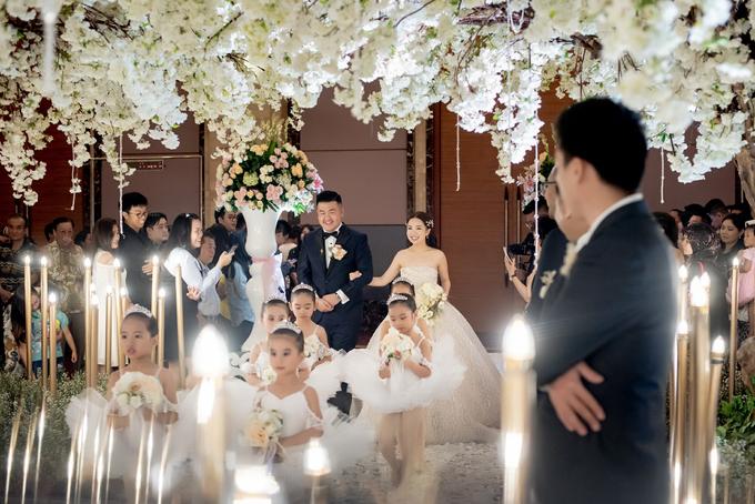 FERY & ANASTASIA WEDDING by AMITIE Bridal Accessories - 008