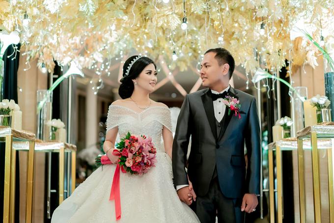 FERY & AGUSTIN by AMITIE Bridal Accessories - 001