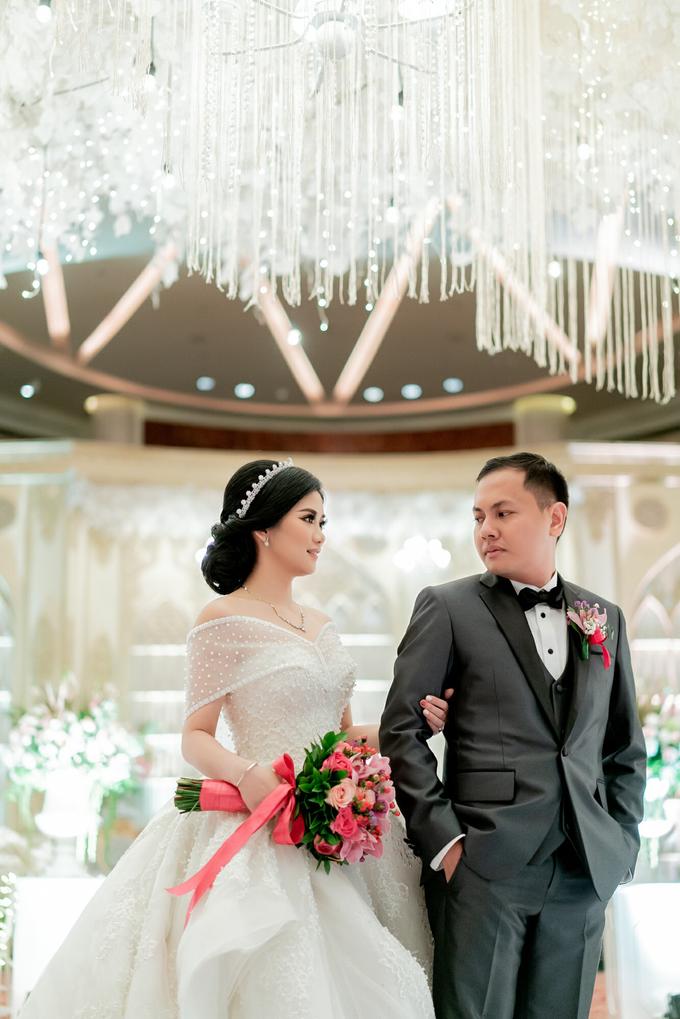 FERY & AGUSTIN by AMITIE Bridal Accessories - 003
