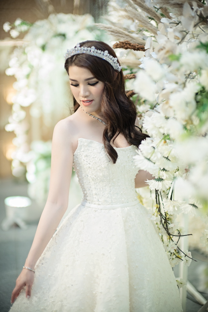 RICARDO & JESSICA WEDDING by AMITIE Bridal Accessories - 003