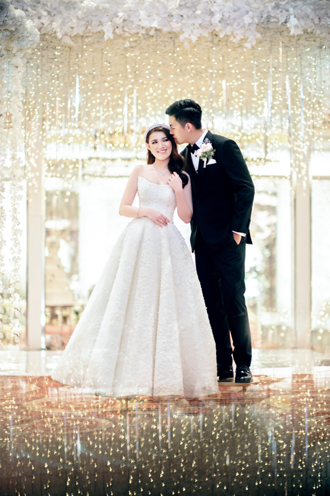 RICARDO & JESSICA WEDDING by AMITIE Bridal Accessories - 007