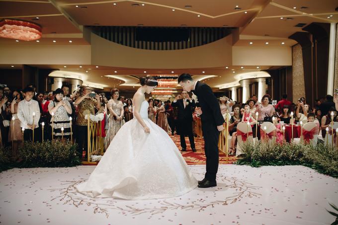 ARDHI & LYAN WEDDING by AMITIE Bridal Accessories - 001