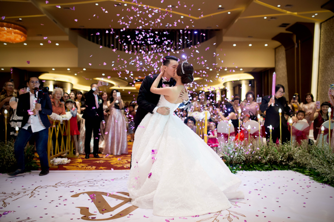 ARDHI & LYAN WEDDING by SAS designs - 002