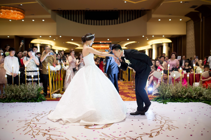 ARDHI & LYAN WEDDING by SAS designs - 003