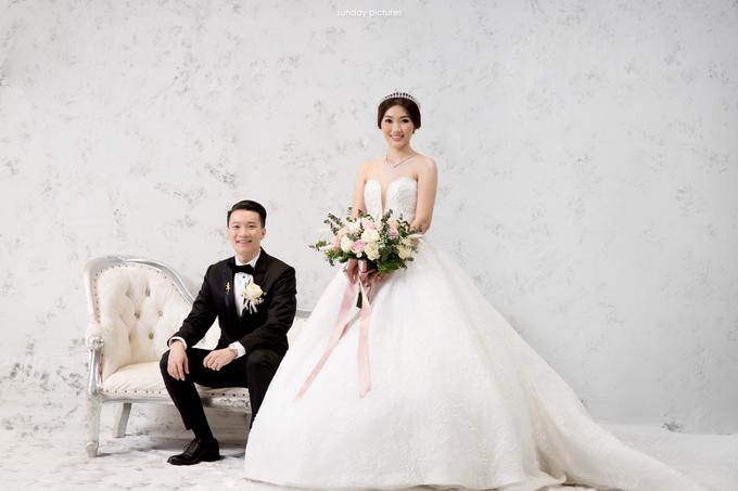 ARDHI & LYAN WEDDING by AMITIE Bridal Accessories - 004