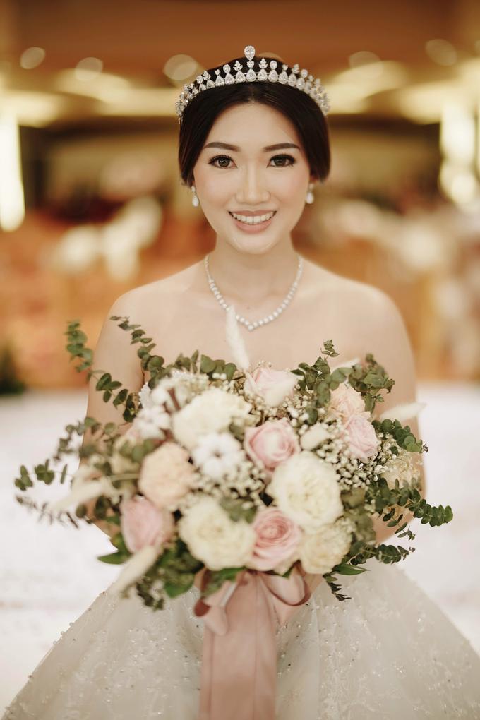 ARDHI & LYAN WEDDING by AMITIE Bridal Accessories - 006