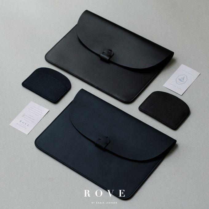Ammar Zoni & Irish Bella - Custom Clutch & Card Wallet by Rove Gift - 001