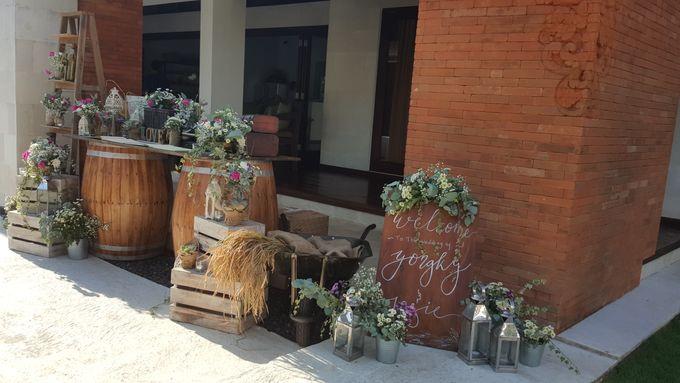 Sunset Garden Party by d'Oasis Florist & Decoration - 004