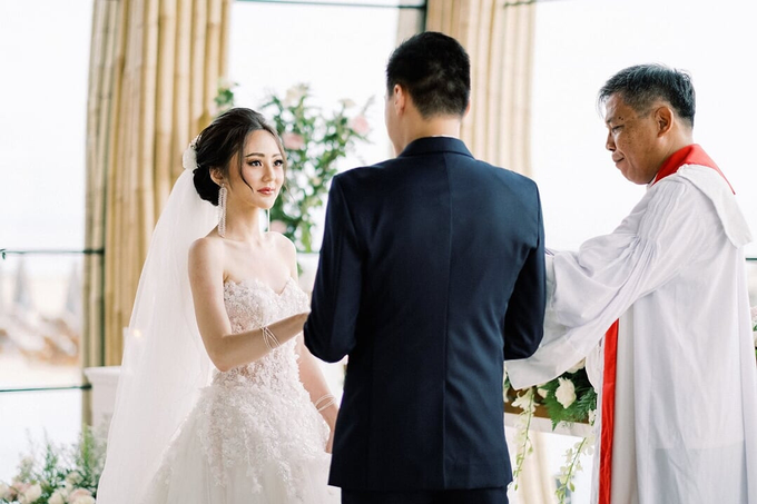 THE WEDDING OF HAYDEN AND JAIME by The Apurva Kempinski Bali - 003