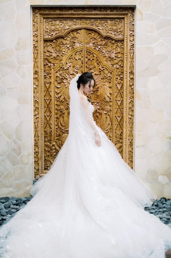 THE WEDDING OF HAYDEN AND JAIME by The Apurva Kempinski Bali - 006