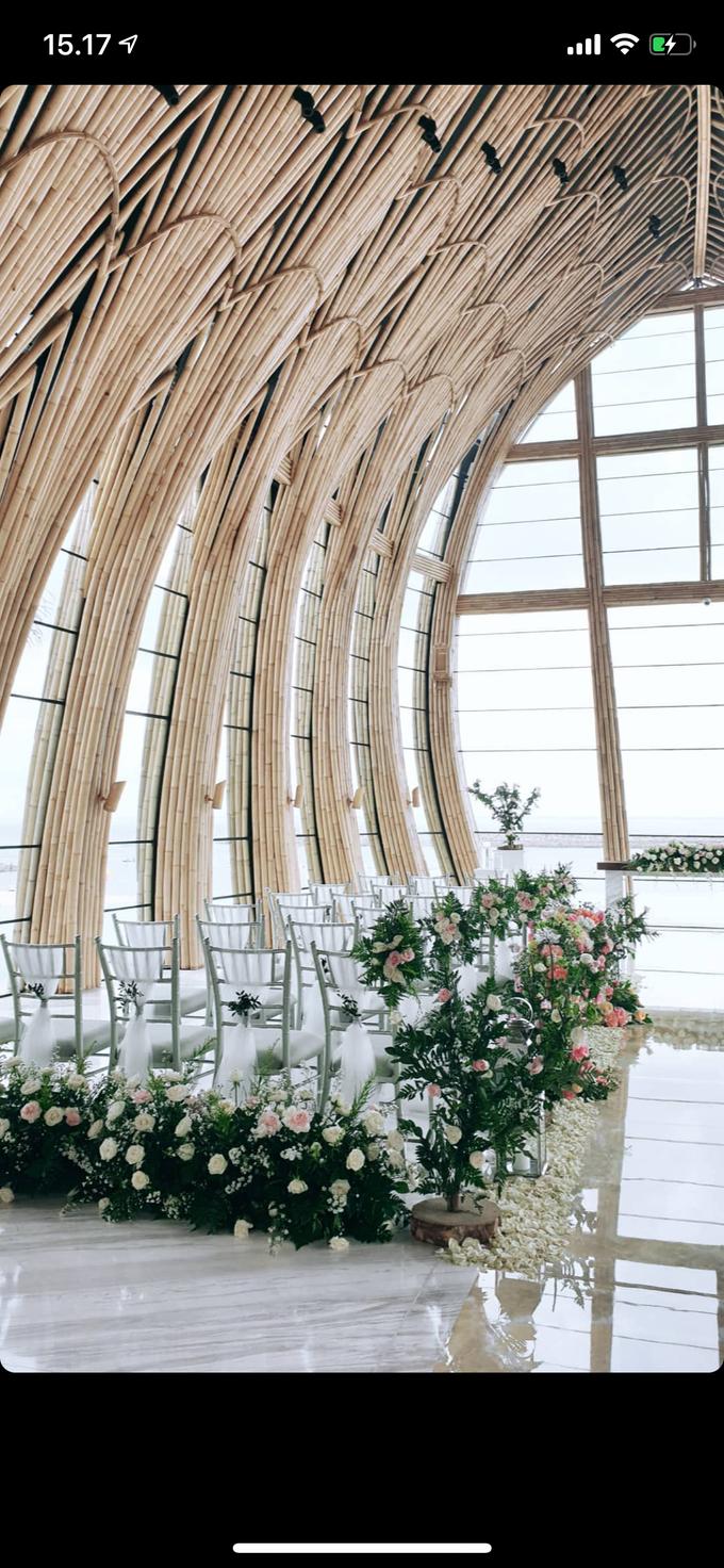 THE WEDDING OF HAYDEN AND JAIME by The Apurva Kempinski Bali - 009