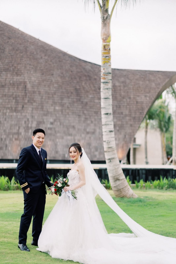 THE WEDDING OF HAYDEN AND JAIME by The Apurva Kempinski Bali - 012
