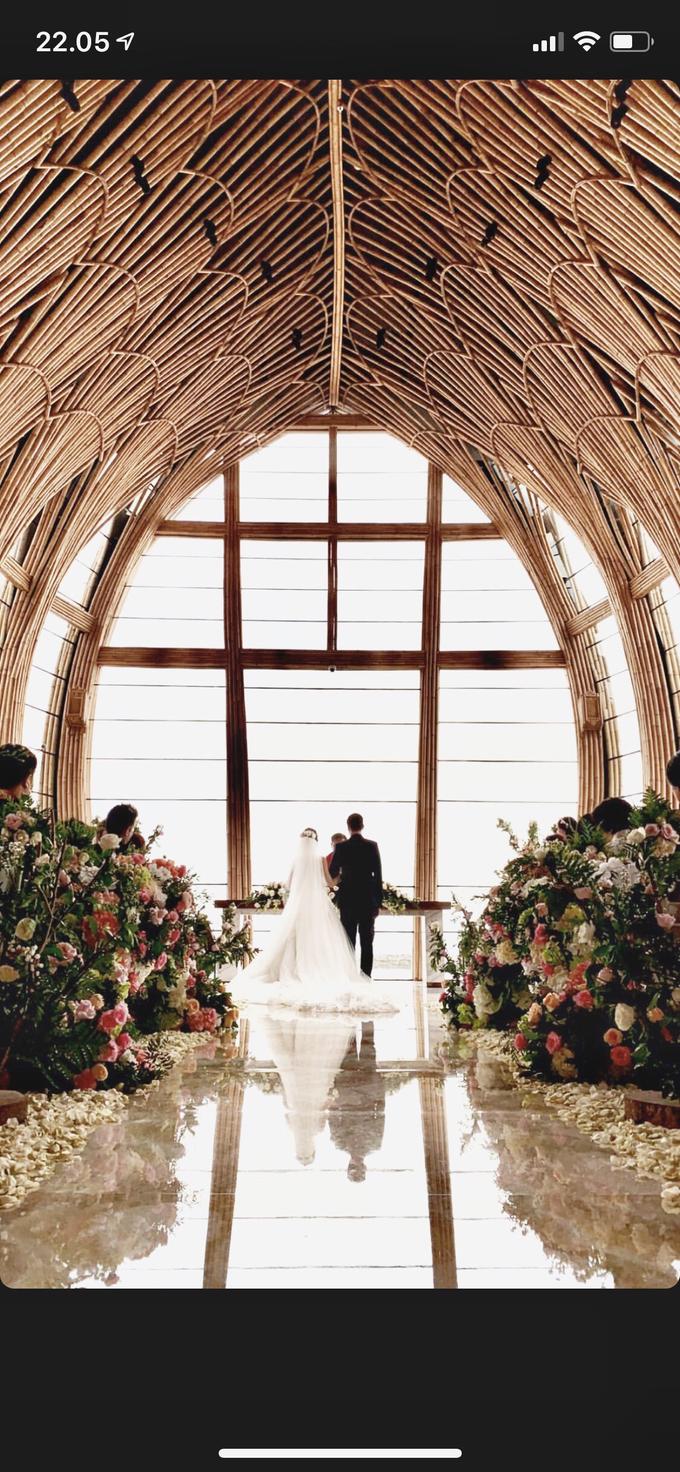 THE WEDDING OF HAYDEN AND JAIME by The Apurva Kempinski Bali - 011