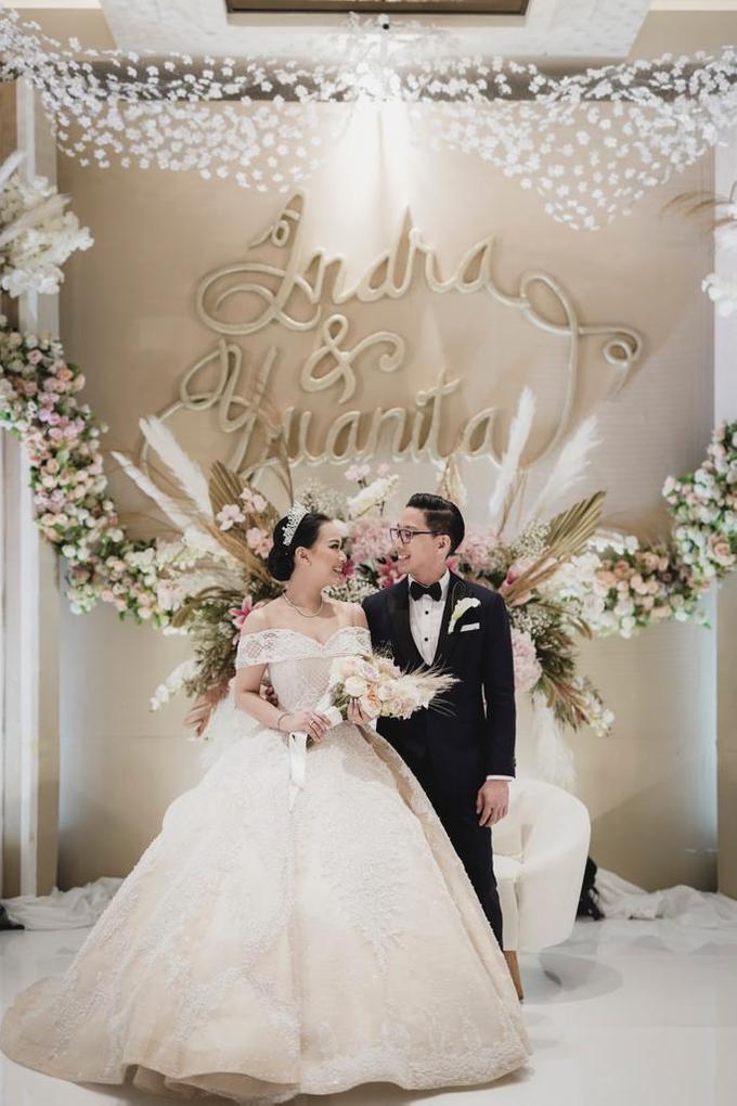 Yuanita & Indra Wedding by Memento Idea - 001