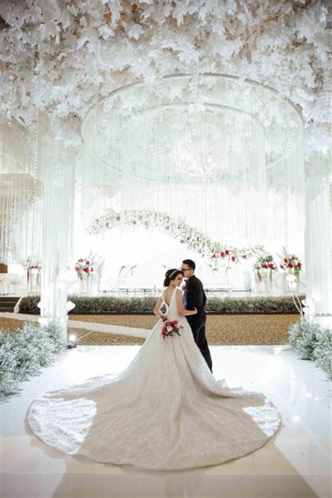 Glenn & Jesslyn Wedding Decoration by Valentine Wedding Decoration - 027