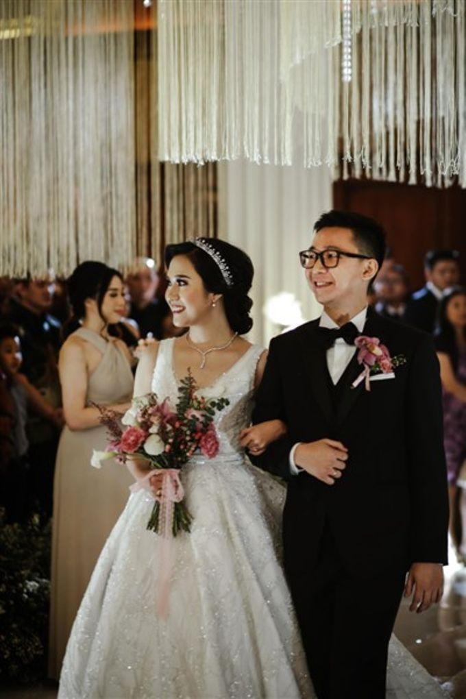 Glenn & Jesslyn Wedding Decoration by Valentine Wedding Decoration - 028