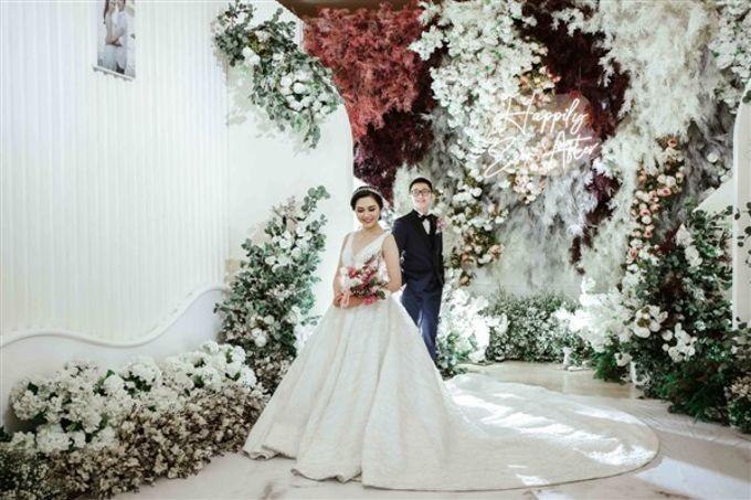 Glenn & Jesslyn Wedding Decoration by Valentine Wedding Decoration - 030