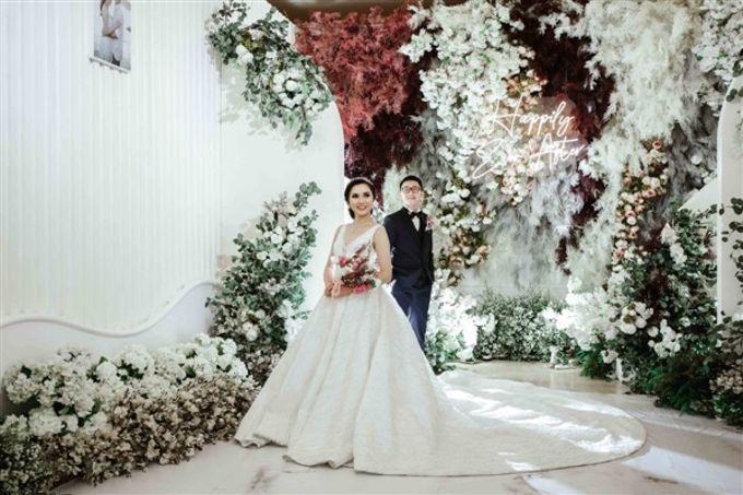 Glenn & Jesslyn Wedding Decoration by Valentine Wedding Decoration - 031