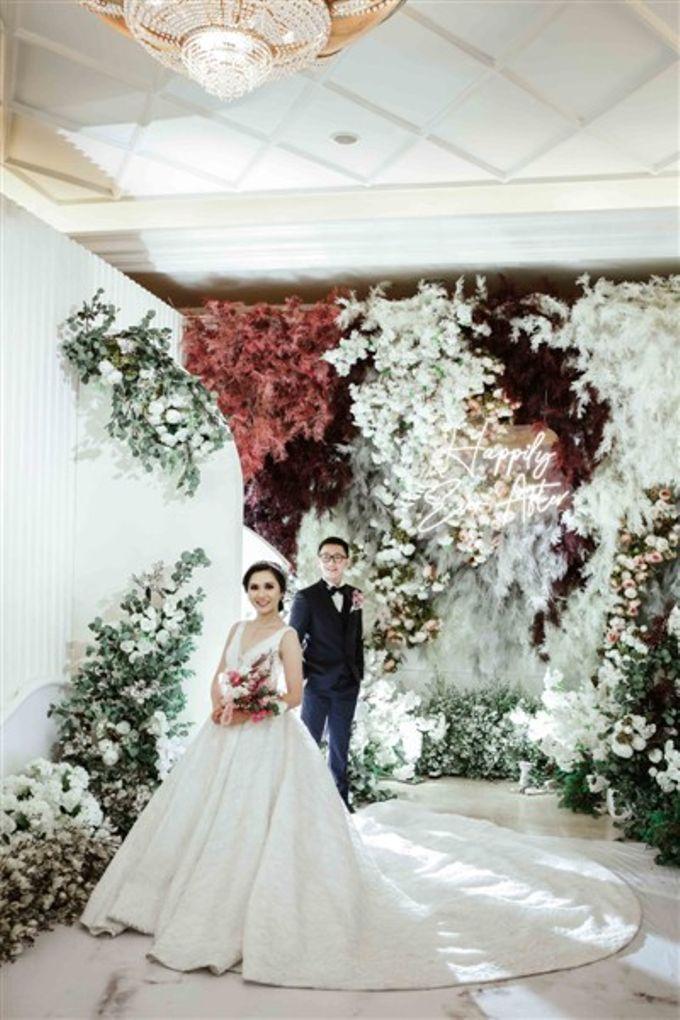 Glenn & Jesslyn Wedding Decoration by Valentine Wedding Decoration - 032