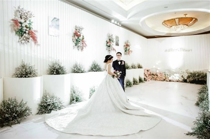 Glenn & Jesslyn Wedding Decoration by Valentine Wedding Decoration - 033