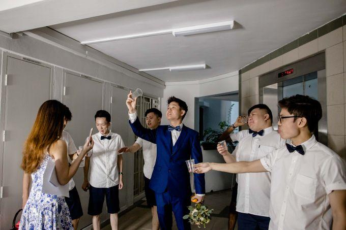 Actual Day Wedding by  Inspire Workz Studio - 008