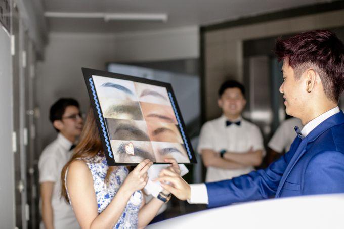 Actual Day Wedding by  Inspire Workz Studio - 011