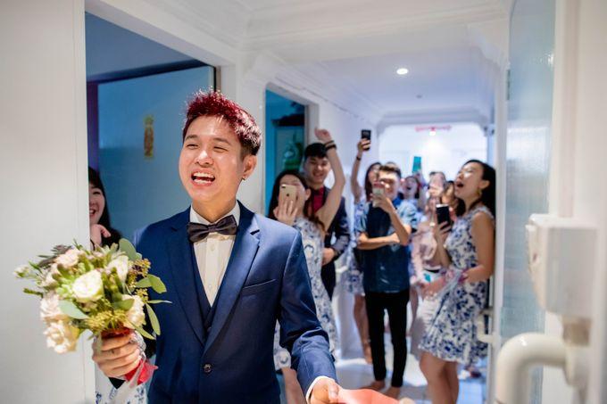 Actual Day Wedding by  Inspire Workz Studio - 016