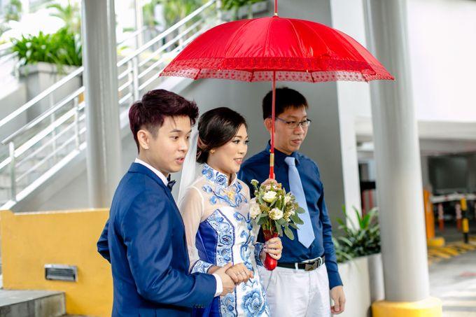 Actual Day Wedding by  Inspire Workz Studio - 021