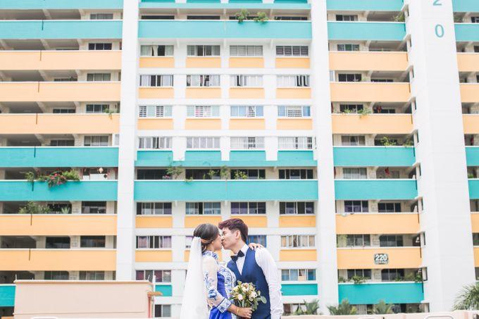 Actual Day Wedding by  Inspire Workz Studio - 032
