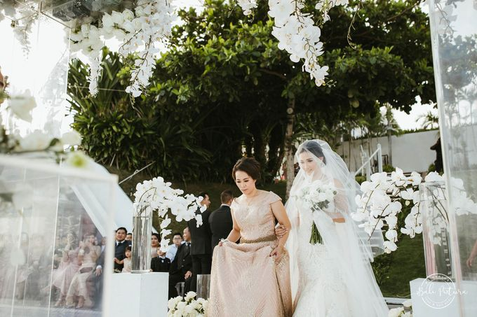 Great Gatsby Wedding Theme in Bali by paul make up artist - 028