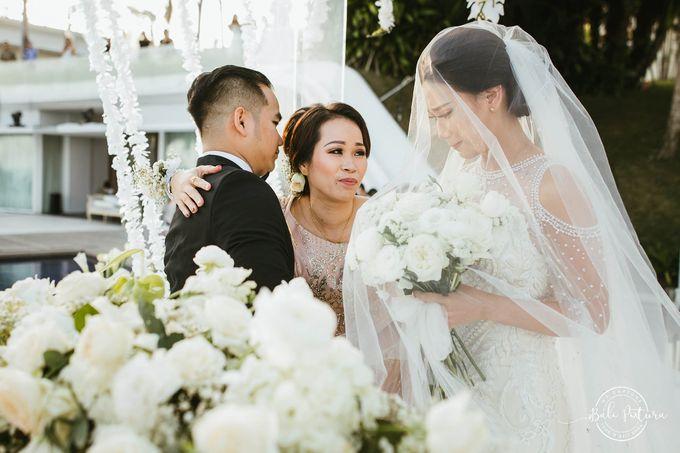 Great Gatsby Wedding Theme in Bali by paul make up artist - 029