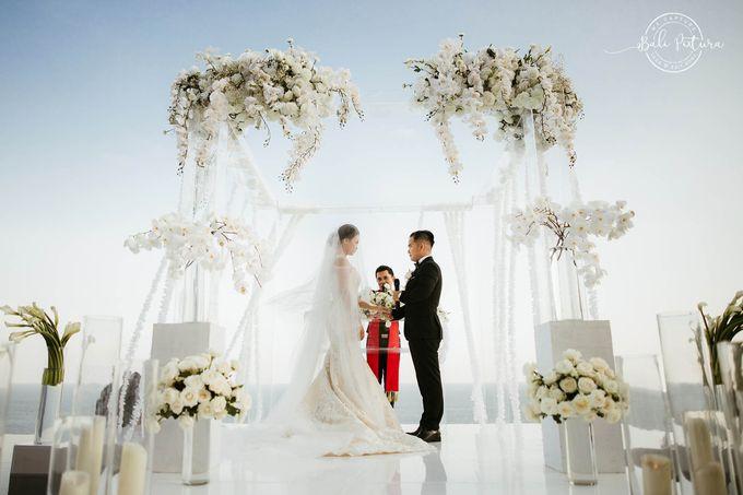 Great Gatsby Wedding Theme in Bali by paul make up artist - 031