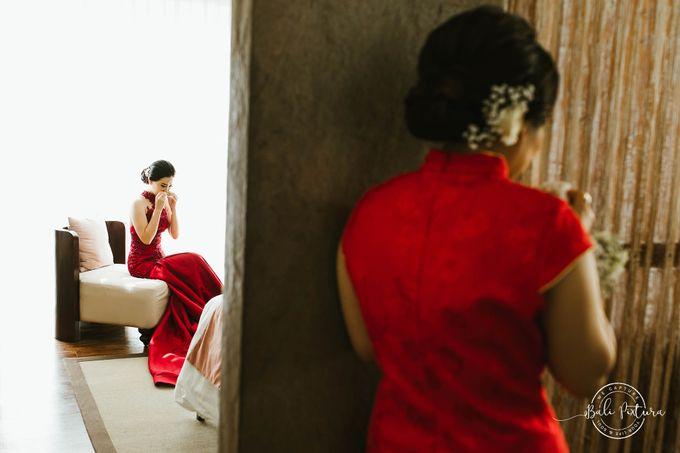 Great Gatsby Wedding Theme in Bali by paul make up artist - 005