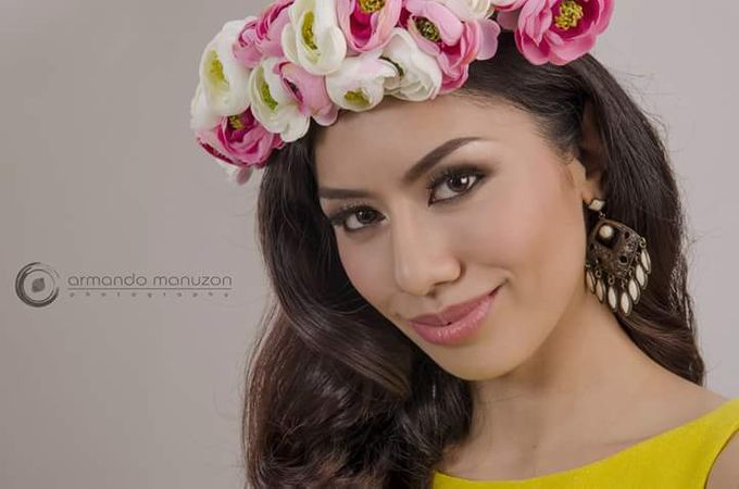 Miss Philippines Earth 2016 Candidate: KC Reyes by Gale Dy Make Up Artistry - 001