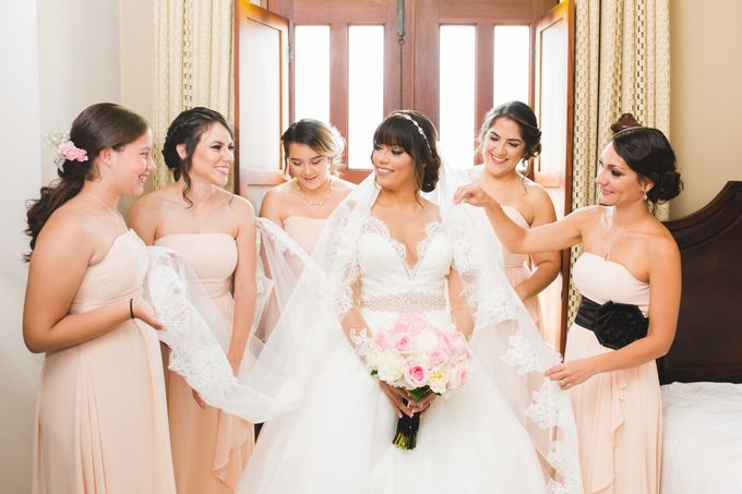 Local wedding at a winery shop by Weddings by AMR - 001