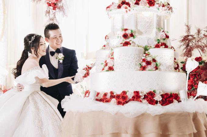 William & Selvi Wedding at Hilton Hotel by PRIDE Organizer - 030